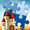 Castle Jigsaw Puzzle Game – Accept The Challenge & Solve Shuffled Pieces To Complete Pics
