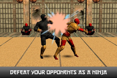 Ninja Revenge: Kung Fu Fighting screenshot 1