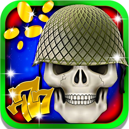 Best Army Slots: Guess three famous military planes and gain magical treats iOS App