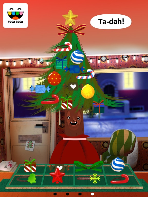 Screenshot #5 for Toca Hair Salon - Christmas Gift