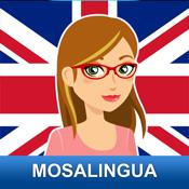 Apprendre l'anglais rapidement avec MosaLingua : cours de conversation et vocabulaire