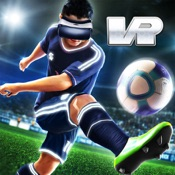 Final Kick VR - Virtual Reality free soccer game for Google Cardboard
