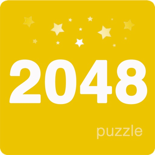 2048 Puzzle : Fun Games for Free iOS App