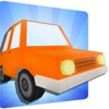 Mini Car Toon City Racing - Real fun for kids and toddlers with Traffic Racer Driving Zone Simulation racing smashy