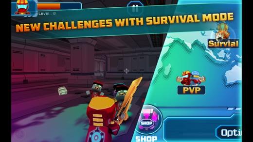 CSZ : Global Alliance Screenshot
