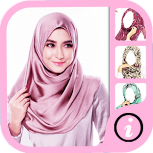Girls Hijab Fashion - A Muslim  Wedding Makeover and Dress Up for Bridal and party ware for Young and Teens With Boutique Abayas iOS App