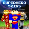 Superhero & Villain Skin Exporter - Pixel Art Booth for Minecraft Pocket Edition Lite