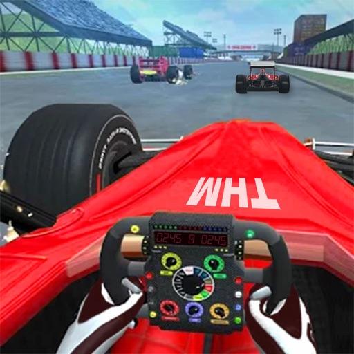 Furious Formula Car Racing iOS App