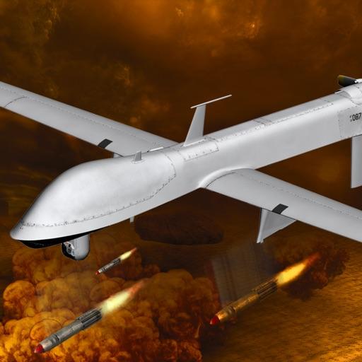 Drone Strike Combat Simulator: Air Strike Gunship Simulator Game iOS App