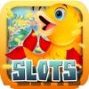 Golden Fish Casino Slots - Wild Era of the Jumping Dolphin Dark Seas Journey