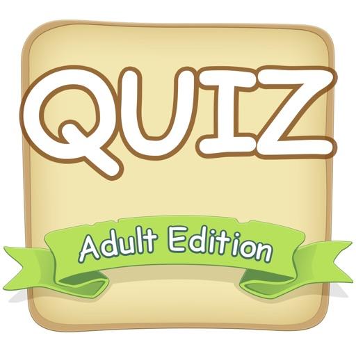 QUIZ: Adult Edition iOS App