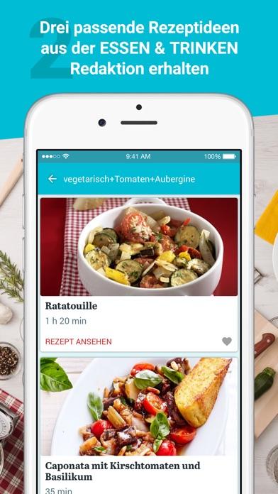 rezepte essen trinken kochen und backen app report on mobile action. Black Bedroom Furniture Sets. Home Design Ideas