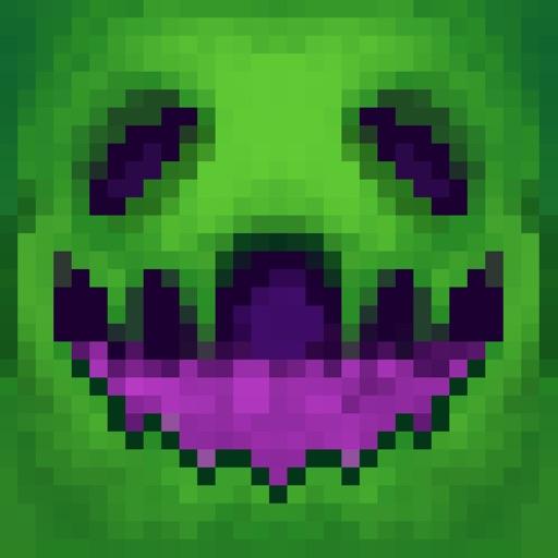 Monster Run - Бесплатная пиксельная платформер аркада.