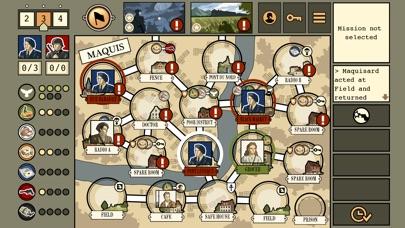 Screenshot #7 for Maquis Board Game