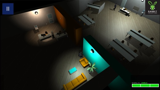 THEFT Inc. Stealth Thief Game Screenshot