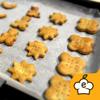 烘焙-最精的饼干做法大全和烘培烤箱食谱,超全的早餐甜品下午茶曲奇手工DIY美食菜谱