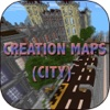City Maps (Creation Maps) for Minecraft PE - Download Best Maps for Minecraft Pocket Edition offline maps download