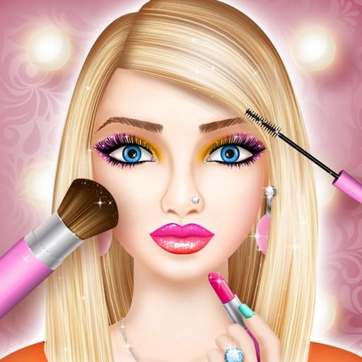 jeux de maquillage de fille 3d salon de beaut par. Black Bedroom Furniture Sets. Home Design Ideas