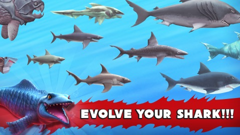Screenshot #13 for Hungry Shark Evolution