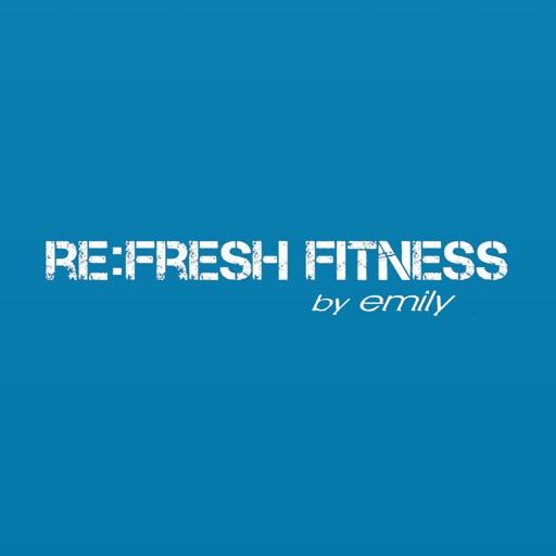 re:fresh FITNESS iOS App