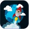 Fly Rocket - Galaxy Adventure icon