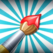 SketchBook - Draw & Sketch Pictures on Pad by Pencil, Kids Art Studio icon