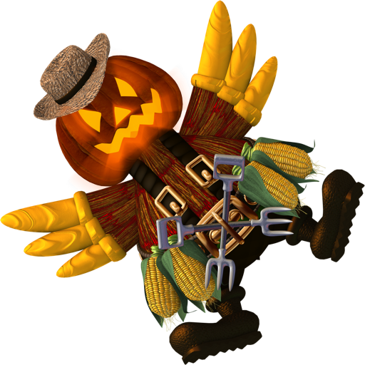 Chicken Invaders 5 Halloween