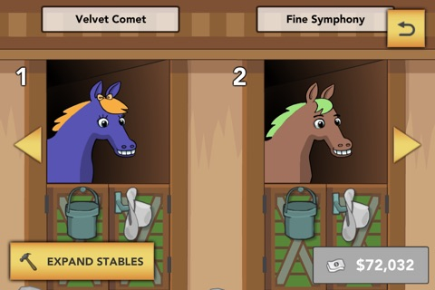Hooves Reloaded: Horse Racing screenshot 3