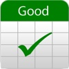 Good Calendar Free- Beautiful Calendar, To-do List, Weather, Notes Locker calendar