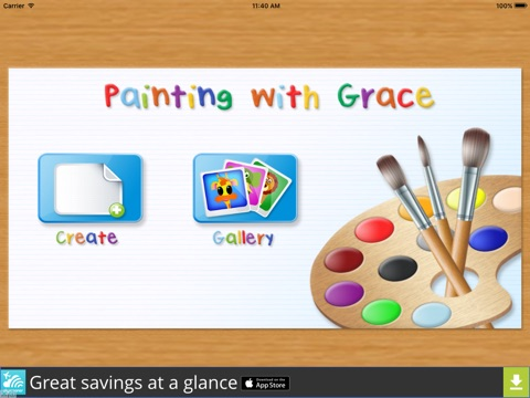 Painting With Grace screenshot 3