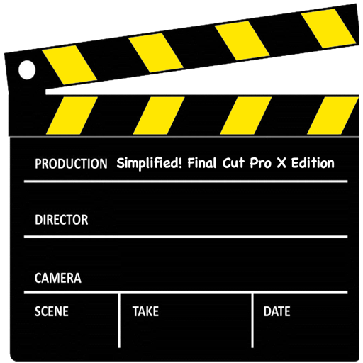 Simplified! Final Cut Pro X Edition
