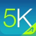 Couch to 5K® - Running App, Training Coach and GPS Tracker icon
