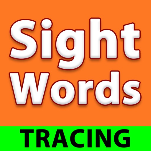 Ace Big Letters Dolch Sight Words Tracing Free Lite iOS App