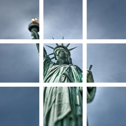 Puzzle Photo - New York iOS App
