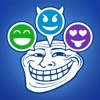 Трололо - сообщения мем аудио приколы - розыгрыш для одноклассники и вконтакте