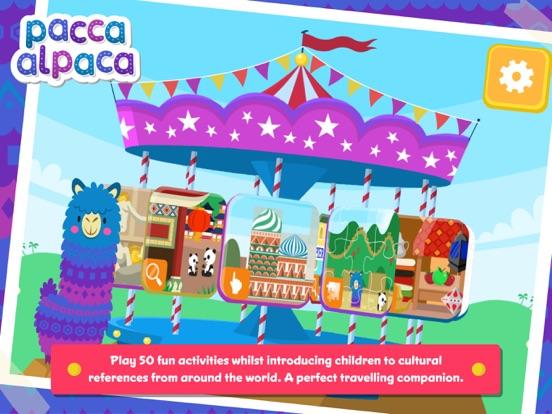 Pacca Alpaca Travel Playtime Screenshots