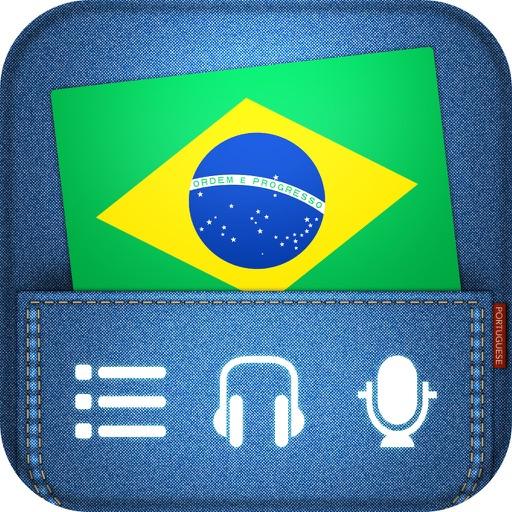 Brazilian Portuguese Pocket Lingo - for trips to Brazil