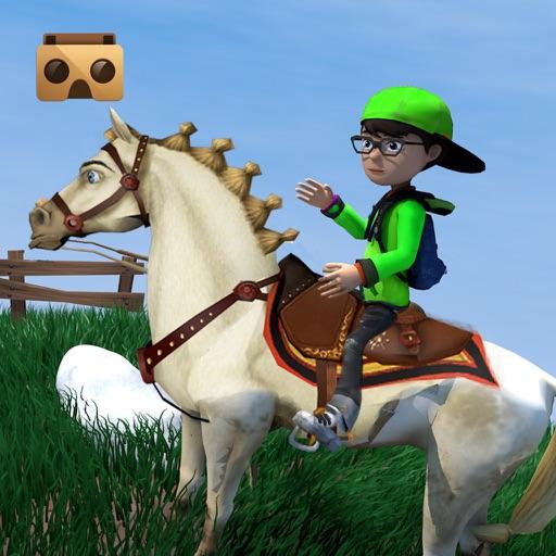 VR My Wild Horse Simulator Free iOS App