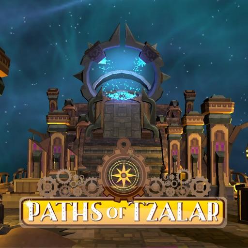 Paths of Tzalar iOS App