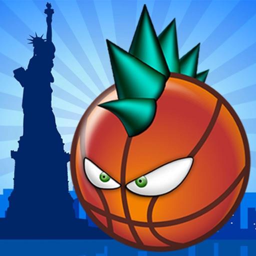 Real Stars Hoops Slam Showdown - Funny BasketBall by Macaw Moon iOS App