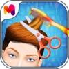 Boy Hair Salon - hair design hairstyle - dad hair salon