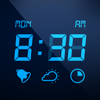 Alarm Clock for Me - Best Wake Up Sounds, Clock & Sleep Timer with Music