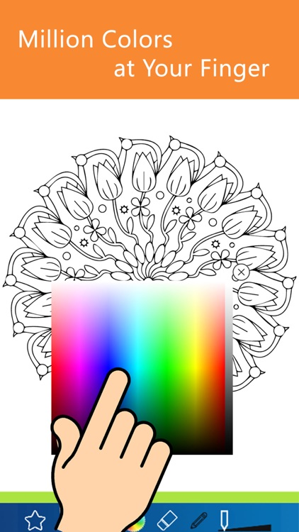 Mandala Coloring Pages Game For Girls