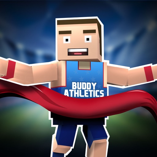 Бадди Легкая атлетика - Легкая атлетика Аркады Игра