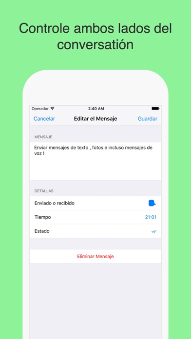 download WhatsPrank Pro - Crear chats falsas para Whatsapp apps 1