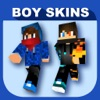 BOys SKINS PRO for minecraft PE