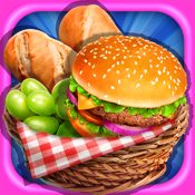 Picnic Lunch Food icon