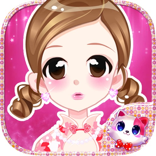 Fashion Dress - Girls Makeup, Dressup, and Makeover Games iOS App