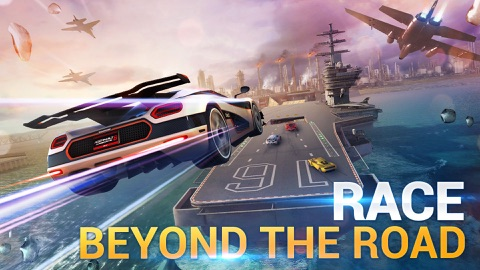 Screenshot #13 for Asphalt 8: Airborne