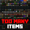 TOO MANY ITEMS MODS FOR Minecraft Pc Edition - Mod Guide